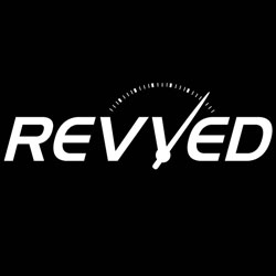 revved business logo