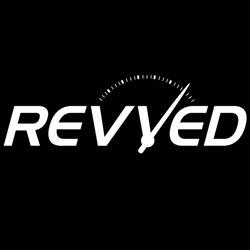revved business logo